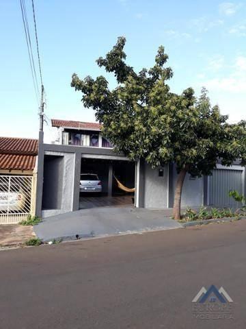 Imagem 1 de 17 de Sobrado Com 5 Dormitórios À Venda, 340 M² Por R$ 550.000,00 - Jardim Dos Alpes I - Londrina/pr - So0114
