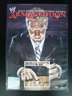 Armageddon 2008 - Wwe - Dvd