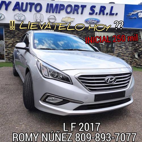 Hyundai Lf 2017