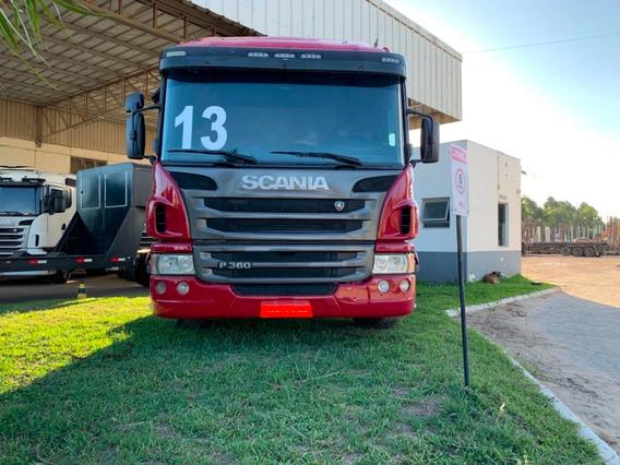 Scania P360 A 6x2 Diversos Anos