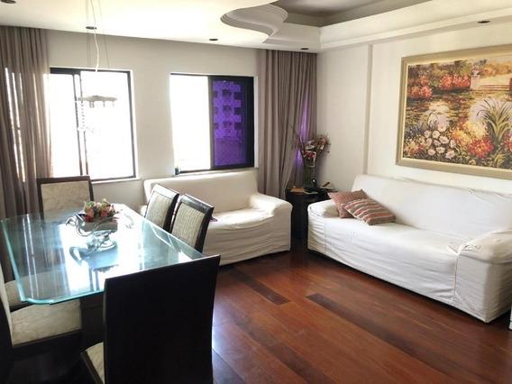 Apartamento Para Alugar No Caminho Das Arvores 3 Quartos Sendo 2 Suítes 128m2 - Iur410 - 68235689