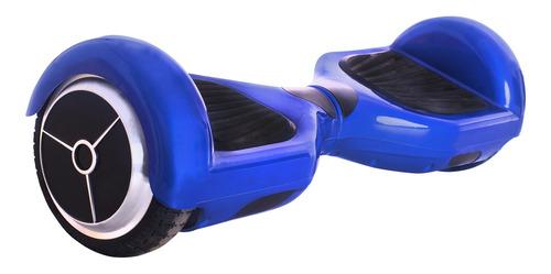 Overboard Skate Elétrico 6,5 Com Led Menino C/ Bolsa Azul
