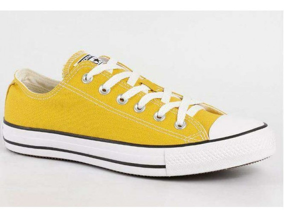 Tênis Converse Chuck Taylor All Star Colors Ct0420 - Amarel