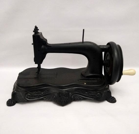 Antiga Maquina De Costura Pata De Leão