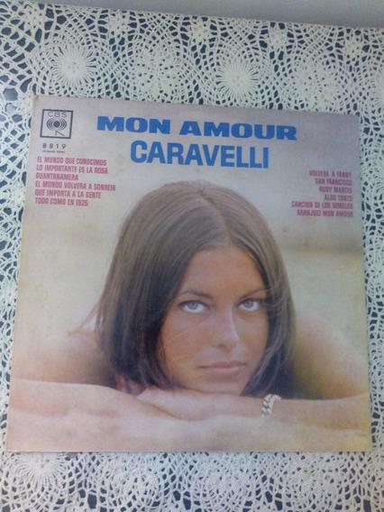 Mon Amour Caravelli (disco De Vinilo)