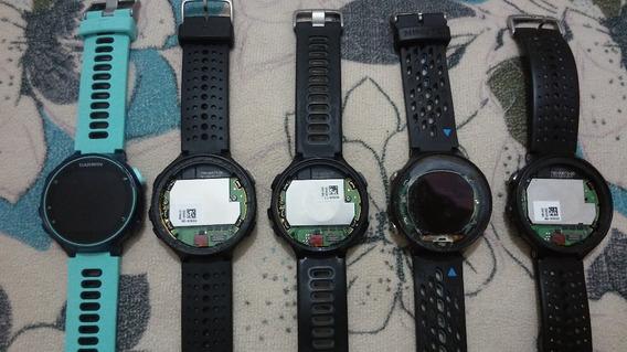 Lote 6 Relógios Gps Garmin Não Funcionam