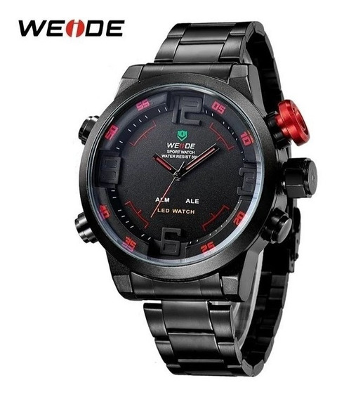 Relógio Led Masculino Digital - Frete Grátis