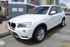 Bmw X3 [f25] Xdrive20d Executive Tp 2000cc Td