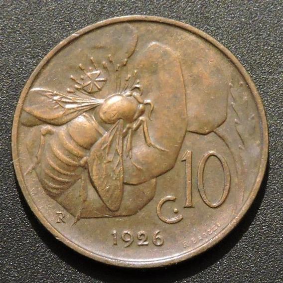 Italia 10 Centésimos 1926
