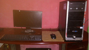 Computador De Mesa Completo Seminovo