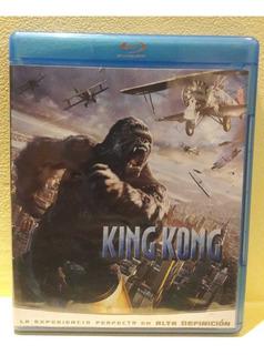 Película King Kong Blue Ray Original