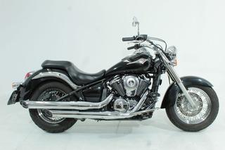 Kawasaki Vulcan 900 Classic 2012 Preta