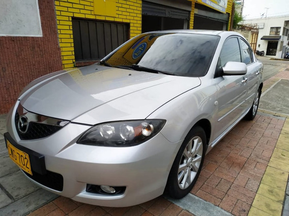 Vendo Mazda 3 2008 Motor 1.6 2do Dueño 72.000km Originales