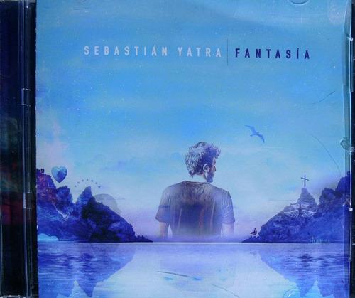 Sebastián Yatra  Fantasía Cd Nuevo Original