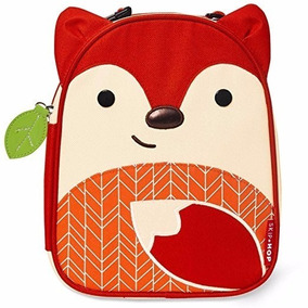 Conjunto Skip Hop Mochila Lancheira Fox/raposa - 210256