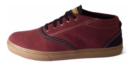 [promo] Tênis Vermelho Unisex Baterista Sneakers Skate Rock