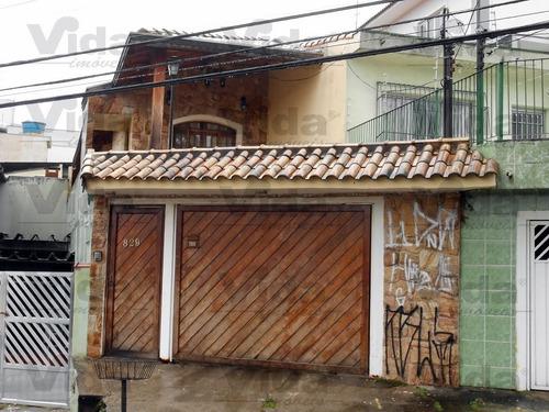 Casa Térrea À Venda Em Bela Vista  -  Osasco - 25970