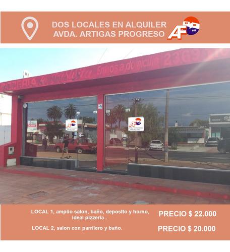 Ariel Fernandez Alquilo Local Super Céntrico