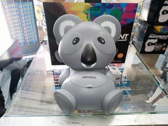 Caixa De Som Koala iPhone 6w Rms Cinza - 02 Unidades