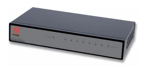 Switch 8 Puertos Encore Gigabit 10/100/1000 Mod Enhgs-800x3
