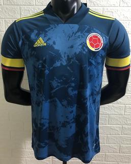 Camisa Seleção Da Colômbia 2019 / 2020 - Uniforme 2