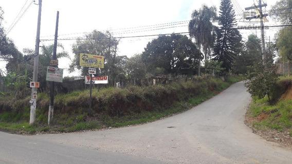 Terreno Residencial À Venda, Penhinha, Arujá - Te0217. - Te0217