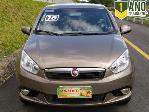 Fiat Grand Siena Essence 1.6 16v Completo