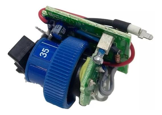 Rele/chave/interruptor Eletrônico Rotação 220v Dremel 4000