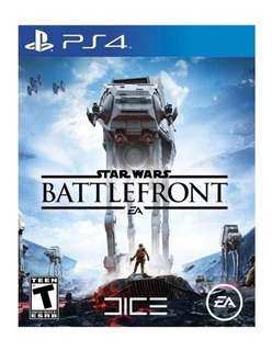 Star Wars Battlefront Ps4 Juego Fisico!!!