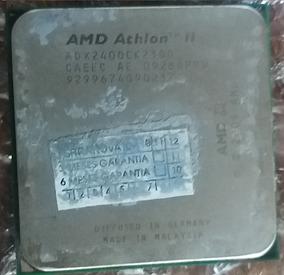 Processador Amd Athlon Ii X2 240 2.8ghz Am3 Adx2400ck23gq