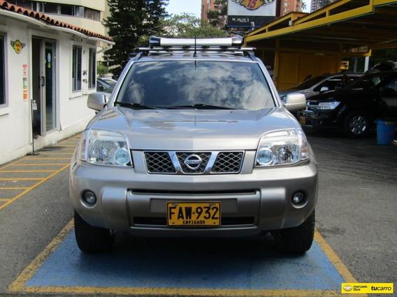 Nissan X-trail X Ltd At 2500cc Fe