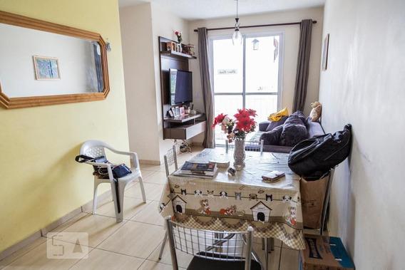 Apartamento No 2º Andar Com 2 Dormitórios E 1 Garagem - Id: 892967460 - 267460