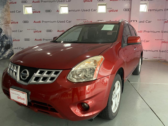 Nissan Rogue Advance 2014