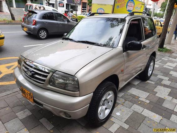 Chevrolet Grand Vitara 2005 Mecanico 1.6