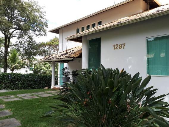 Casa Condominio Condados Da Lagoa Em Lagoa Santa - 2460