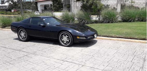 Corvette 1991 Nacional En Muy Buenas Condiciones Todo Pagado