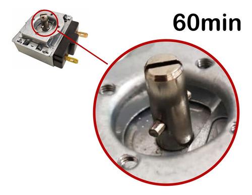 Timer Universal 15a Para Fornos Elétricos 60minutos