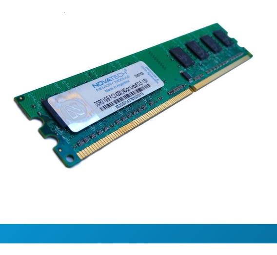Memoria Ram Ddr2 1gb Para Computadora - Más Computación