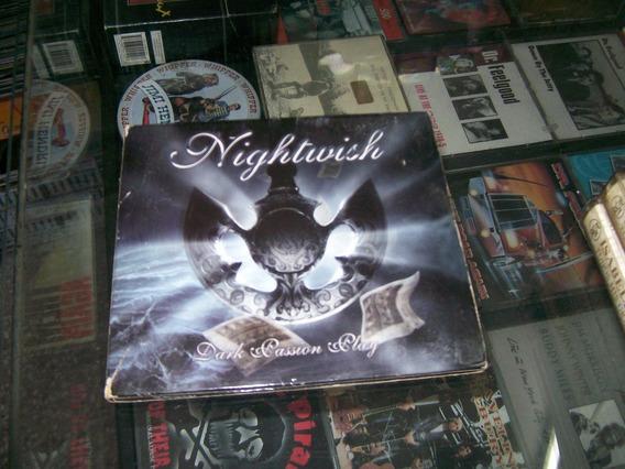 Nightwish -dark Passion Play Cd Ed Original 2007 Abbey Road