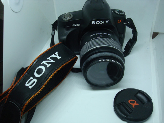 Câmera Sony A230 Original Semi-nova.