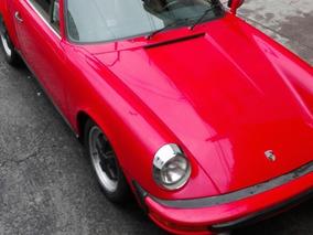 Porsche Sc Targa 1979