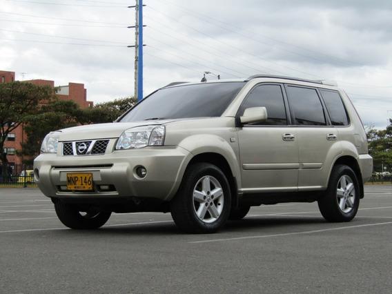 Nissan X-trail Xmt Mt 2200cc 4x4 Fe Td
