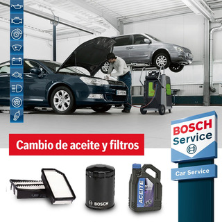 Cambio Aceite Filtro P/ Ford Ka 1.5 Cuot S/int Service Bosch