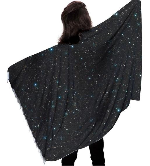 Canga Galaxia Galaxy Pattern Espaço Astronauta
