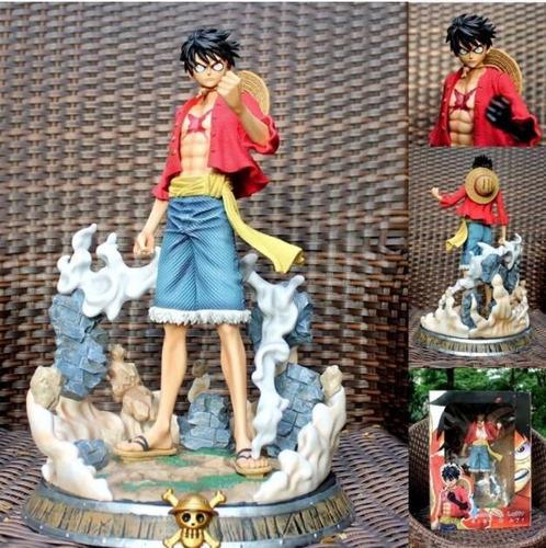 Figura Diorama One Piece Luffy  981597177
