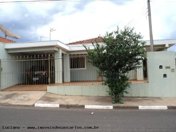 Casa Para Venda Em Ibaté, Jardim Menzani, 4 Dormitórios, 2 Suítes, 3 Banheiros, 6 Vagas - L182