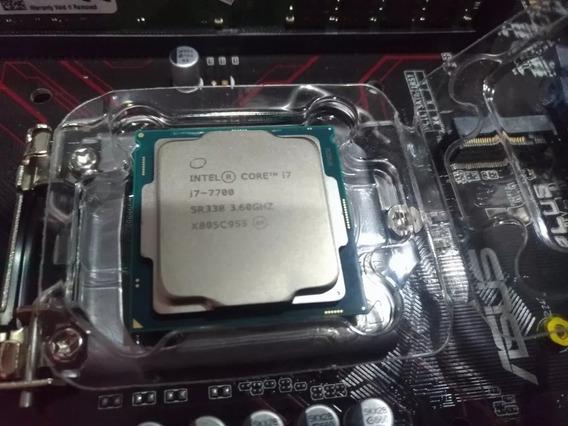 Processador Intel Core I7-7700 3.6ghz Up 4.2ghz Lga1151 7ger