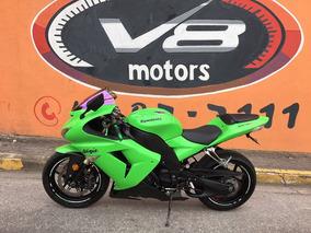 Kawasaki Ninja Zx10r / Kawasaki Zx10r 2007 Verde
