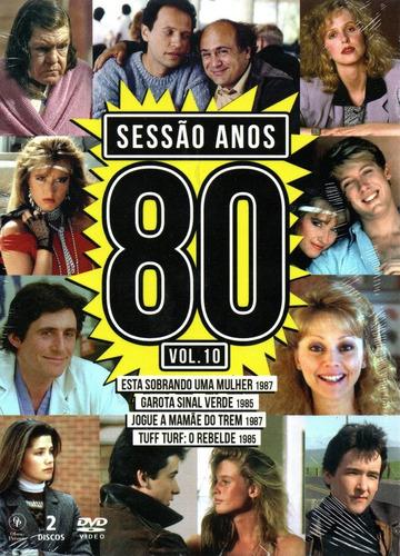 Dvd Box Sessao Anos 80 Volume 10 - Opc - Bonellihq S20