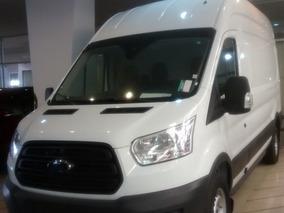 Ford Transit Furgón Corto Techo Bajo Ventas Especiales 01